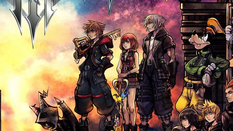 Kingdom Hearts III | DLC Re:Mind é anunciada