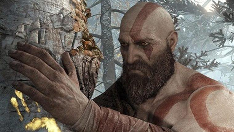 God of War | Quase meio milhão de pessoas já platinaram o jogo