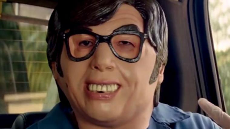 Reboot de Halloween proibiu uso da máscara de Michael Myers em Em Ritmo de Fuga
