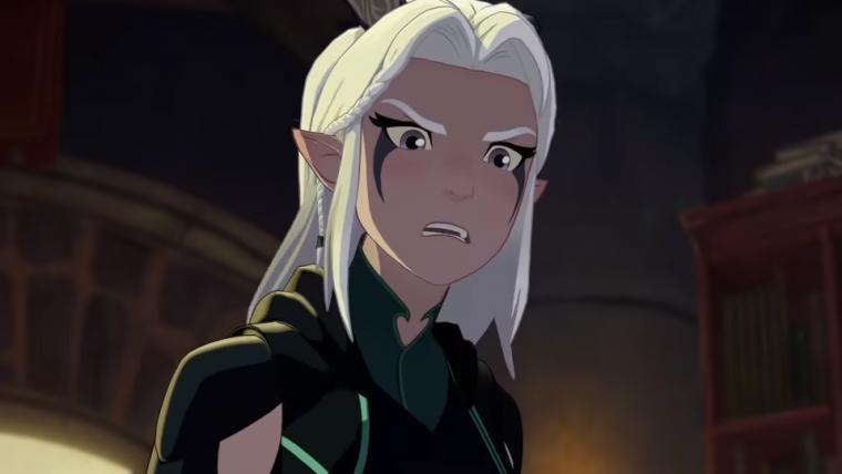 O Príncipe Dragão mostra a guerra entre elfos e humanos em novo trailer