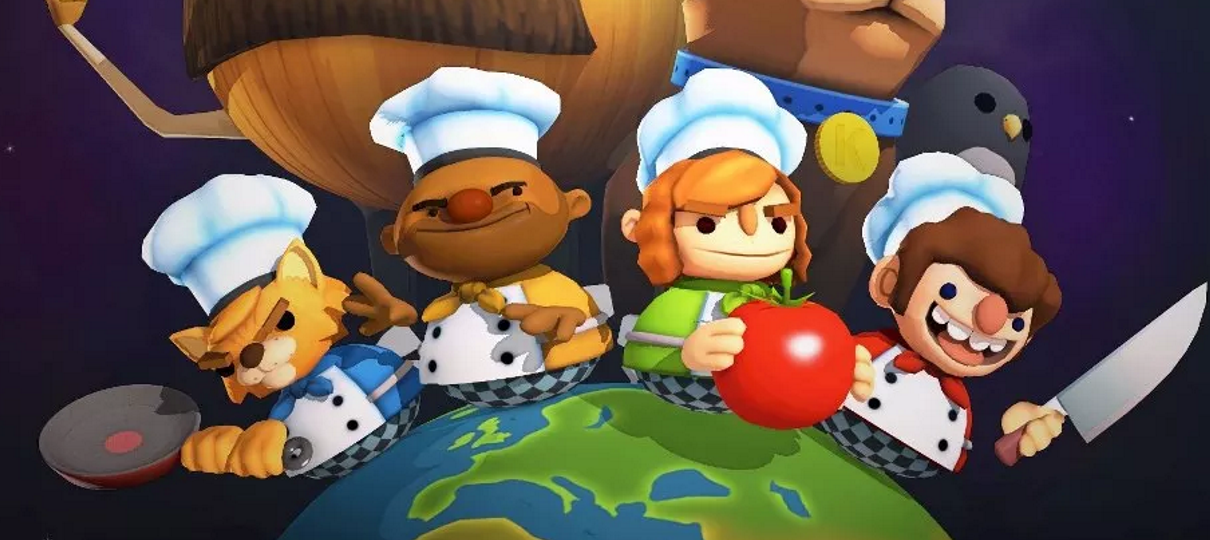 Games With Gold de outubro tem Overcooked e Hitman: Blood Money
