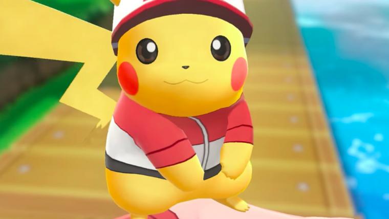 Switch não terá salvamento na nuvem em alguns jogos como Pokémon Let's Go
