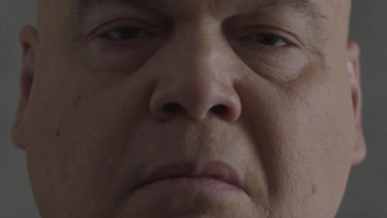 Demolidor ganha novo trailer com o retorno do Rei do Crime