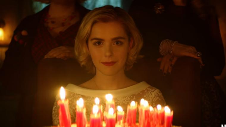 Comemore o 16º aniversário de Sabrina com o macabro teaser da série da Netflix