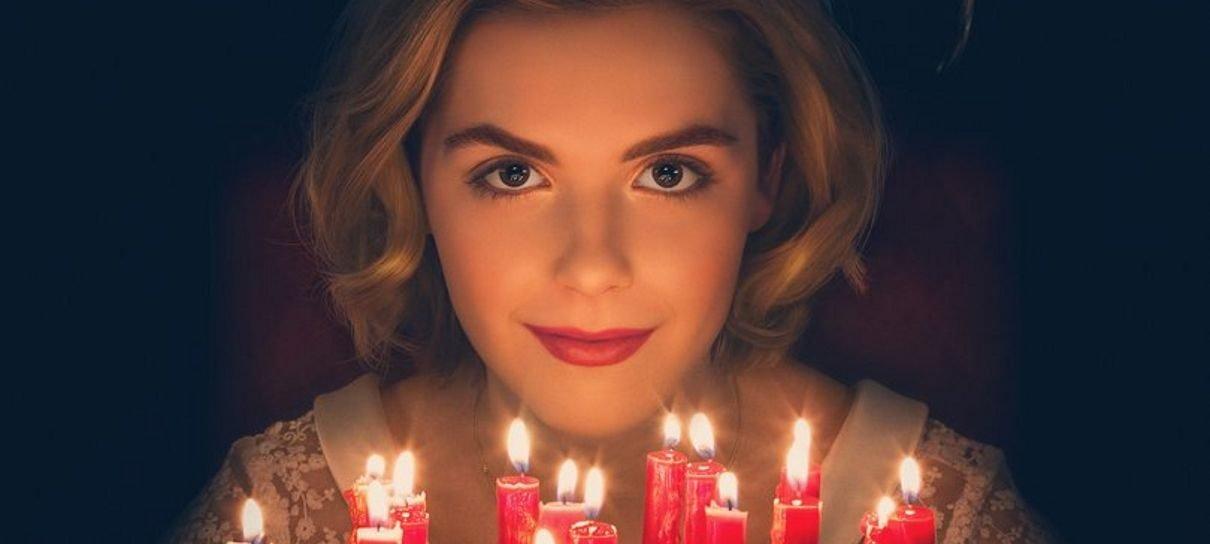 O Mundo Sombrio de Sabrina   Segunda temporada já está sendo filmada