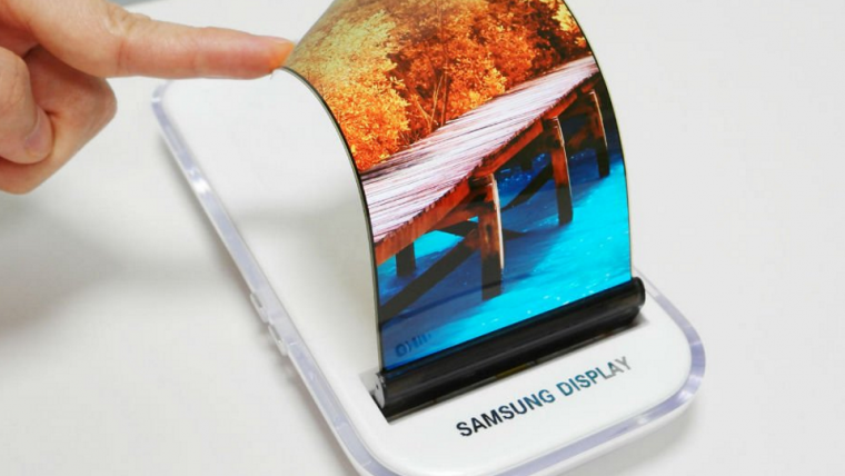Samsung deve revelar smartphone dobrável ainda em 2018