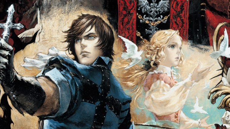 Castlevania Requiem: Symphony of the Night & Rondo of Blood é anunciado para PS4
