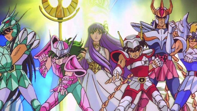 Faça elevar o cosmo no seu coração com estas cuecas dos Cavaleiros do Zodíaco!