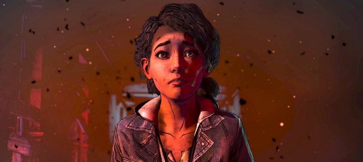 The Walking Dead   Atriz de Clementine escreve mensagem emocionante para fãs