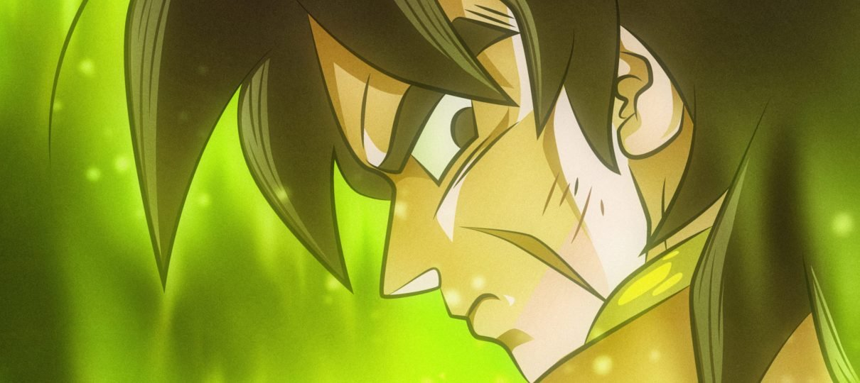 Dragon Ball Super: Broly revela mais do Planeta Vegeta em novas artes