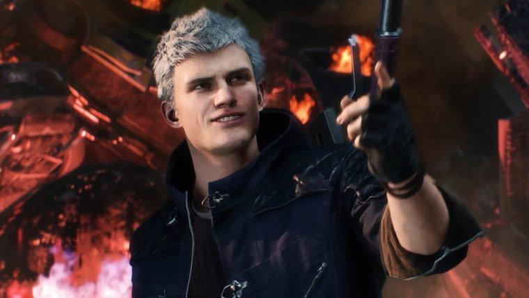"""""""Eu realmente queria fazer DmC 2"""", diz diretor de Devil May Cry 5"""