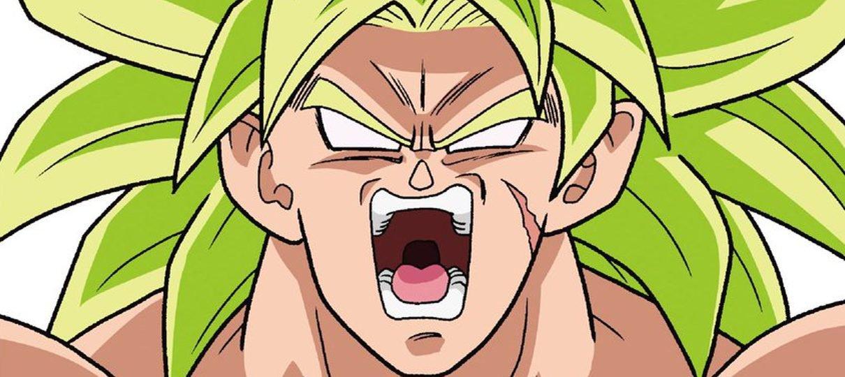 Funimation brinca com fãs e sugere Broly em Super Smash Bros. Ultimate