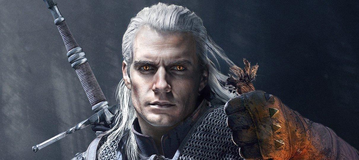 Netflix divulga nova sinopse da série de The Witcher