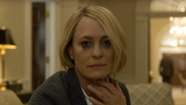 Claire está no controle no trailer da última temporada de House of Cards