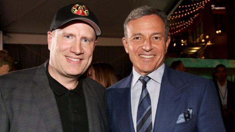 Bob Iger e Kevin Feige são eleitos duas das pessoas mais poderosas do entretenimento