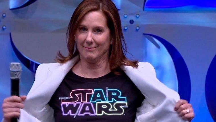 Kathleen Kennedy vai comandar a Lucasfilm por mais três anos