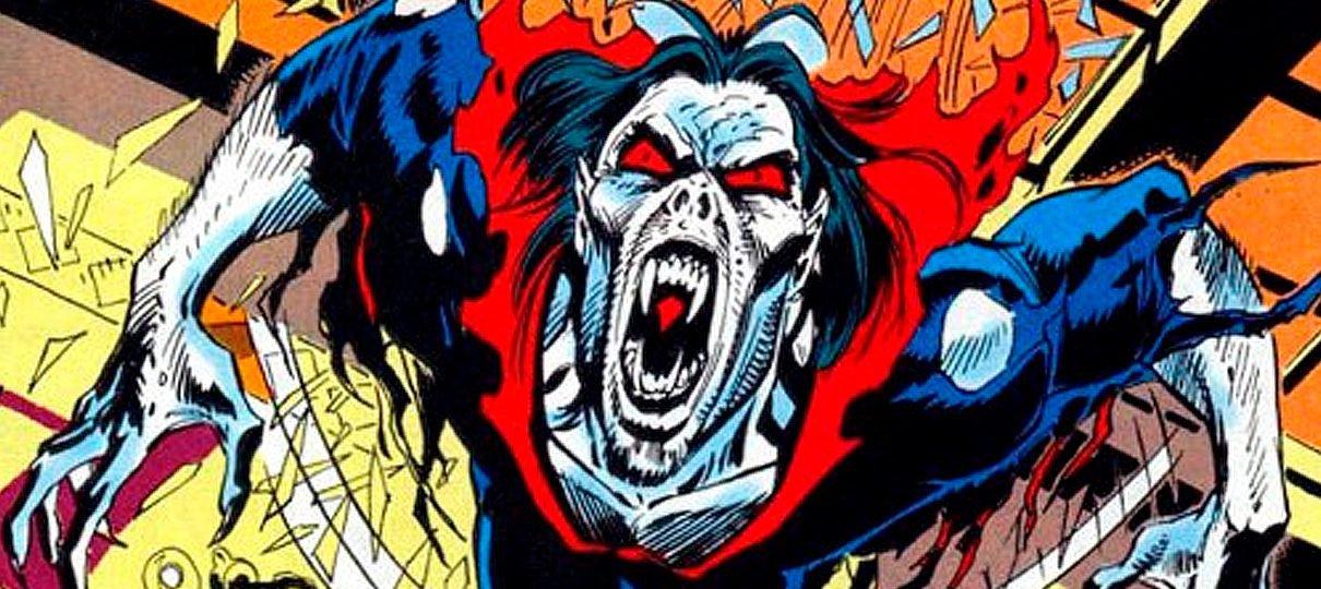 Morbius, com Jared Leto, deve ser próximo projeto da Sony, dizem produtores
