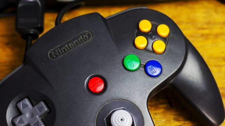 Registro sugere que N64 Classic Edition pode estar próximo