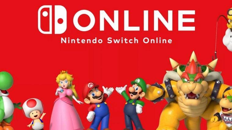 Nintendo Switch Online ganha preços no Brasil
