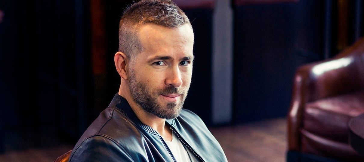 Ryan Reynolds será NPC que quer impedir jogo de fechar no filme Free Guy