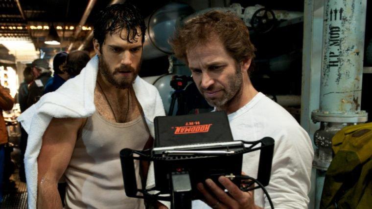 Zack Snyder faz postagem após notícia de que Henry Cavill não é mais o Superman