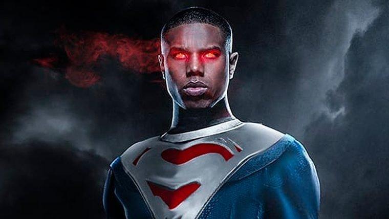 Artes de fã imaginam Jon Hamm de Batman e Michael B. Jordan de Superman