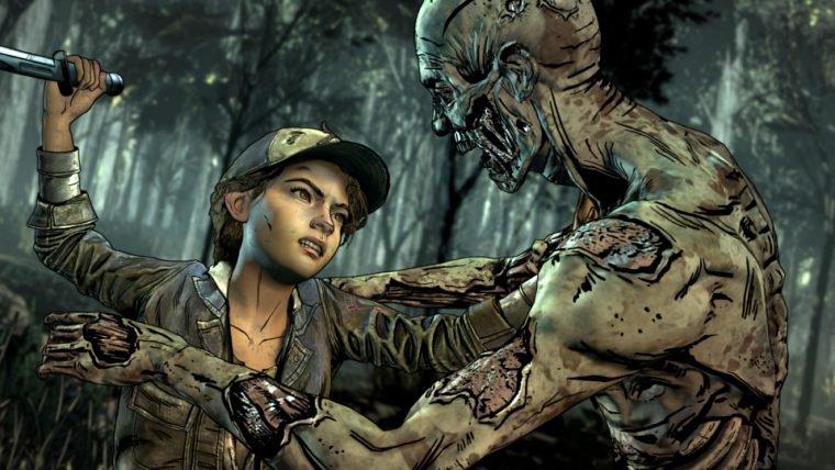 Telltale Games está estudando formas de concluir The Walking Dead