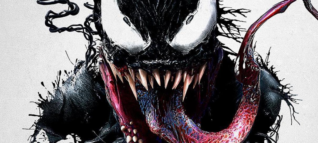Venom ganha cartaz da versão IMAX do filme