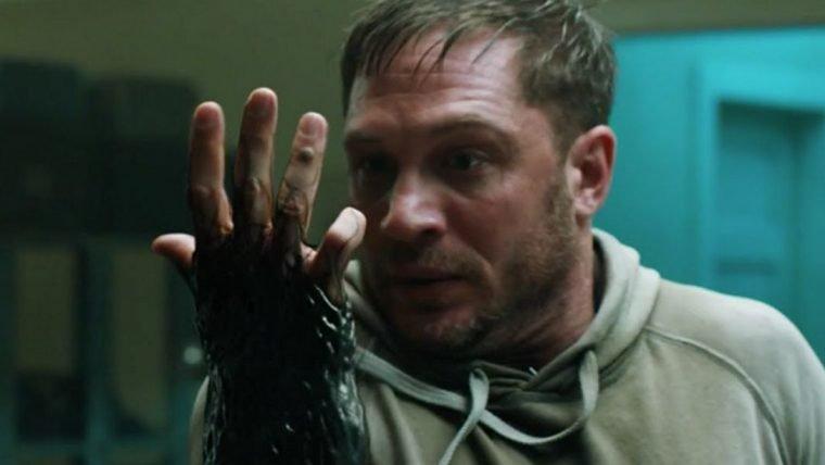 Venom | Tom Hardy explica comentário sobre remoção de suas cenas favoritas