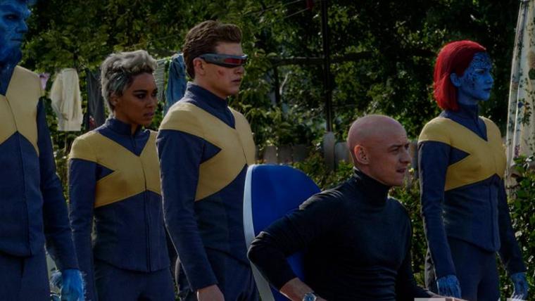 X-Men: Fênix Negra | Equipe aparece reunida em nova foto