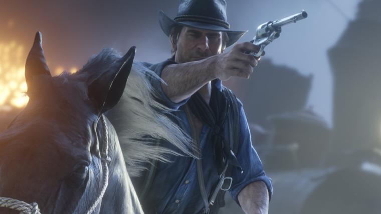 Ações da Take-Two crescem 10% após reviews positivas de Red Dead Redemption 2