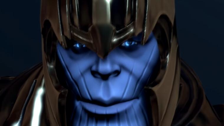 Fãs fizeram uma animação da suposta descrição do trailer de Vingadores 4
