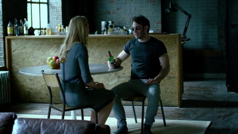 Apartamento de Matt Murdock está para alugar em marketing zoeiro de Demolidor