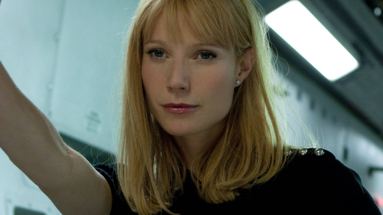 Gwyneth Paltrow usa armadura Resgate em nova foto do set de Vingadores 4