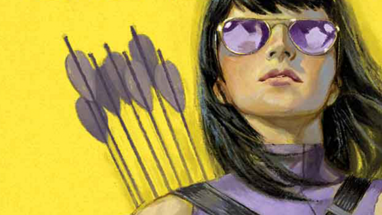 Vingadores 4 | Artista imagina Katherine Langford como Kate Bishop, a Gaviã Arqueira