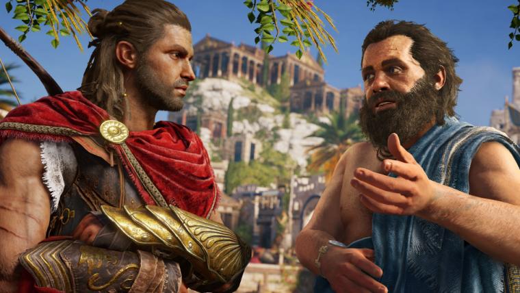Assassin's Creed Odyssey quebra recorde de vendas da franquia na geração atual