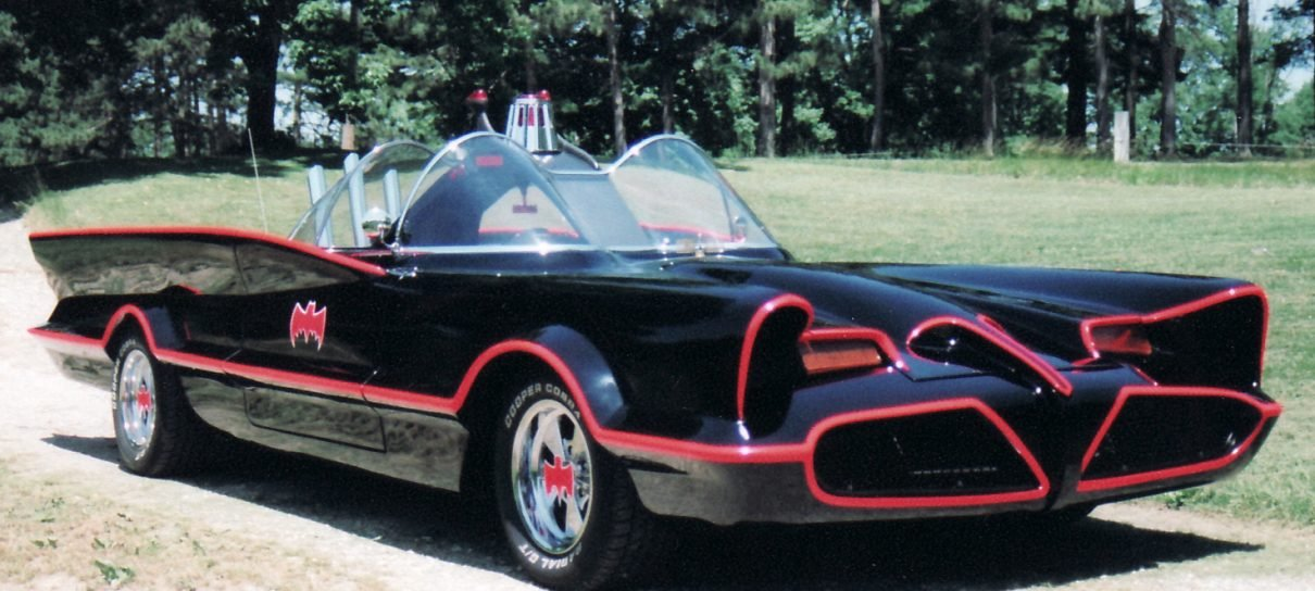 Coringa   Batmóvel dos anos 60 vai aparecer no filme