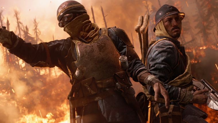 Modo Battle Royale de Battlefield V chega só em 2019