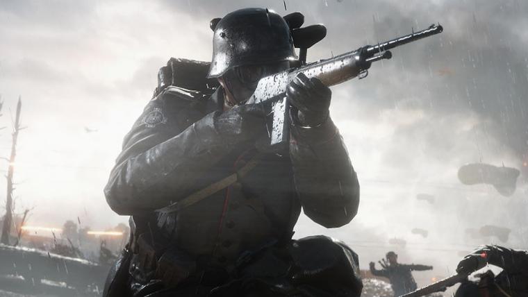 Battlefield 1 está no Games with Gold de novembro