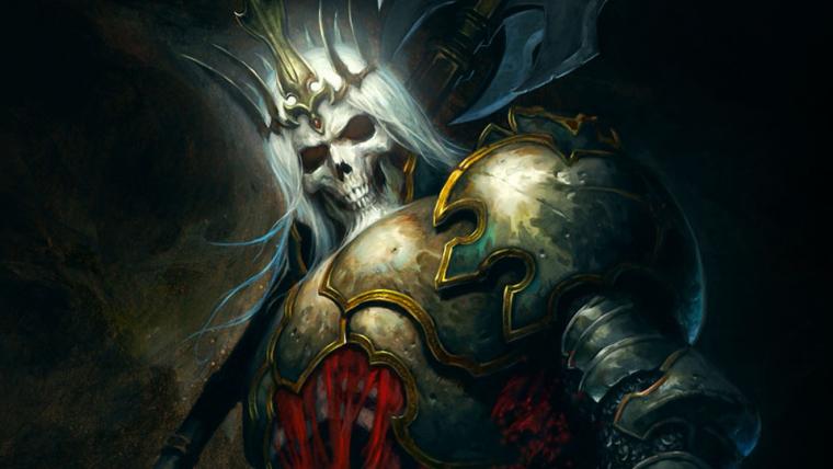 Blizzard tem grandes projetos para franquia Diablo... mas ainda não pode falar sobre eles