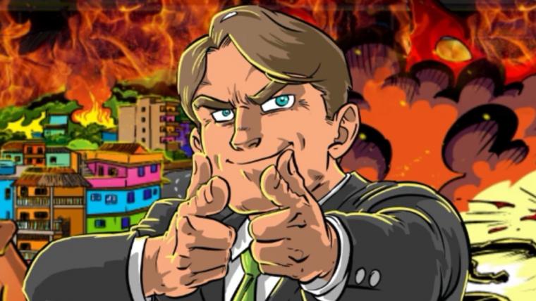 Ministério Público investiga Valve por jogo sobre Bolsonaro