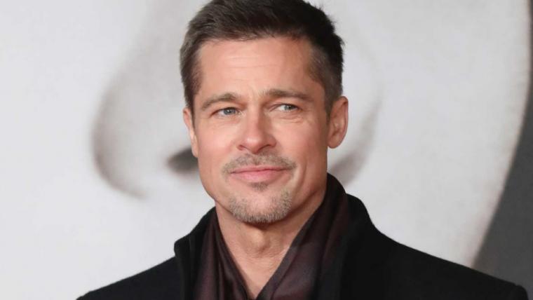 Brad Pitt recebeu um copo de café como pagamento por participação em Deadpool 2