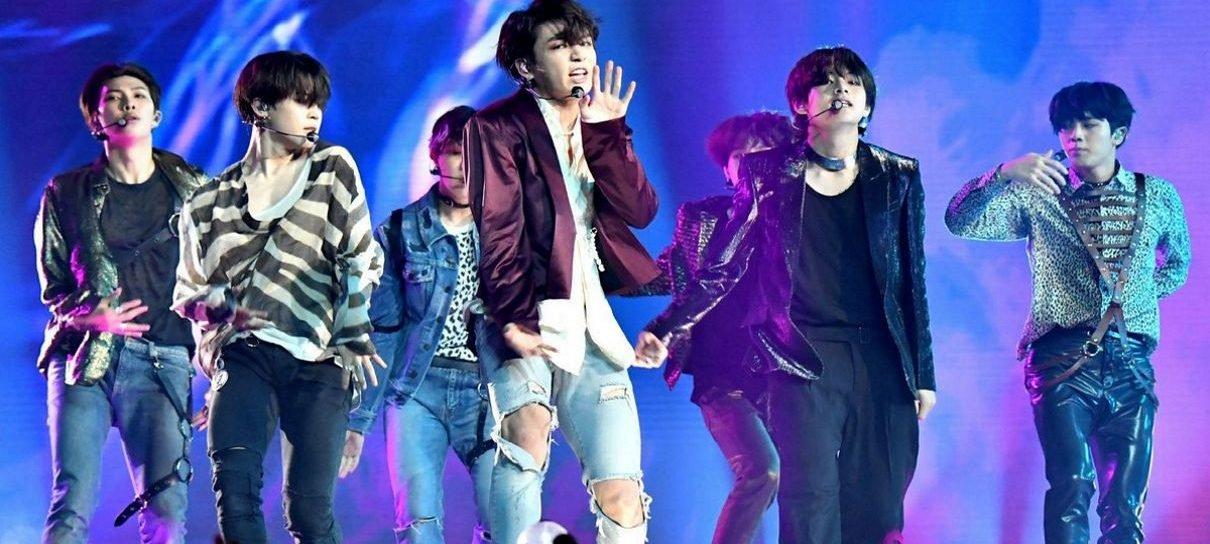 BTS anuncia data de lançamento de Burn the Stage: The Movie