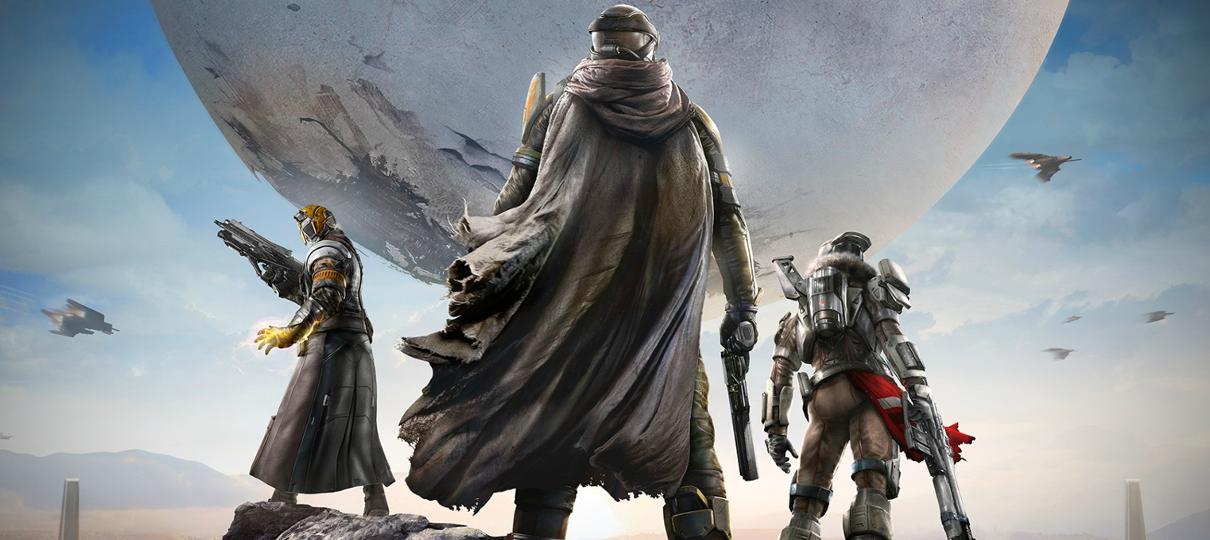 Bungie já está desenvolvendo Destiny 3 [Rumor]