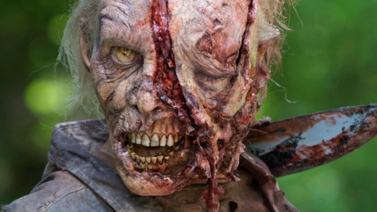 Cabeças em estacas dos Sussurradores aparecem em arte conceitual de The Walking Dead