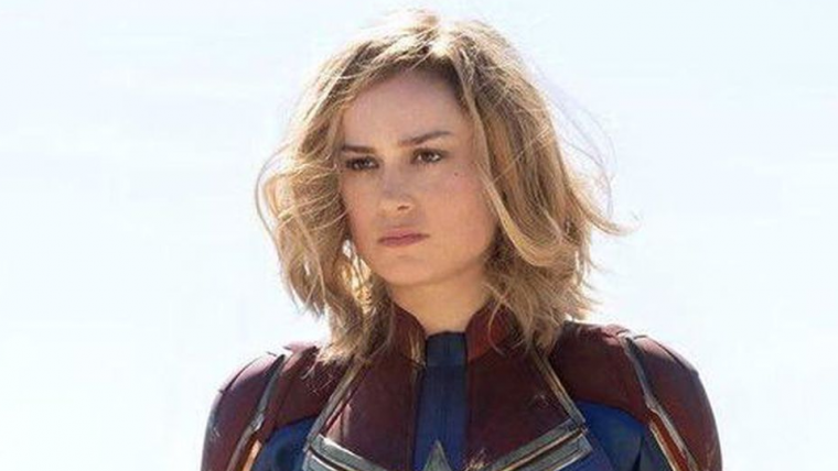Brie Larson tem contrato para sete filmes como a Capitã Marvel