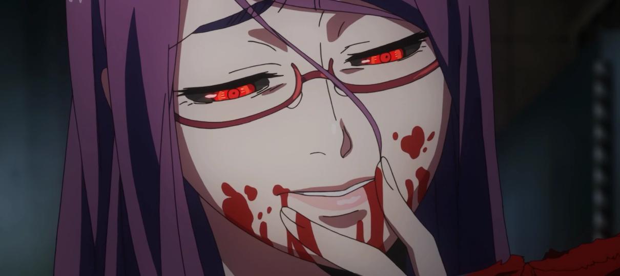 Criador do mangá de Tokyo Ghoul revela arte macabra da Rize