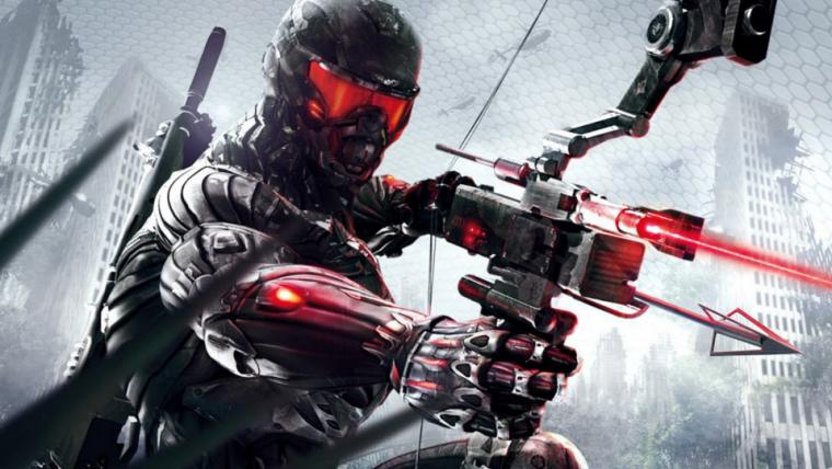 Trilogia Crysis está disponível na retrocompatibilidade do Xbox One