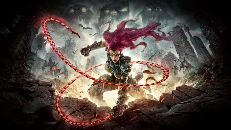 Lançamentos de jogos de novembro: Darksiders 3