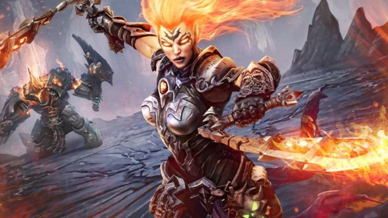 Darksiders III terá dois DLCs após seu lançamento